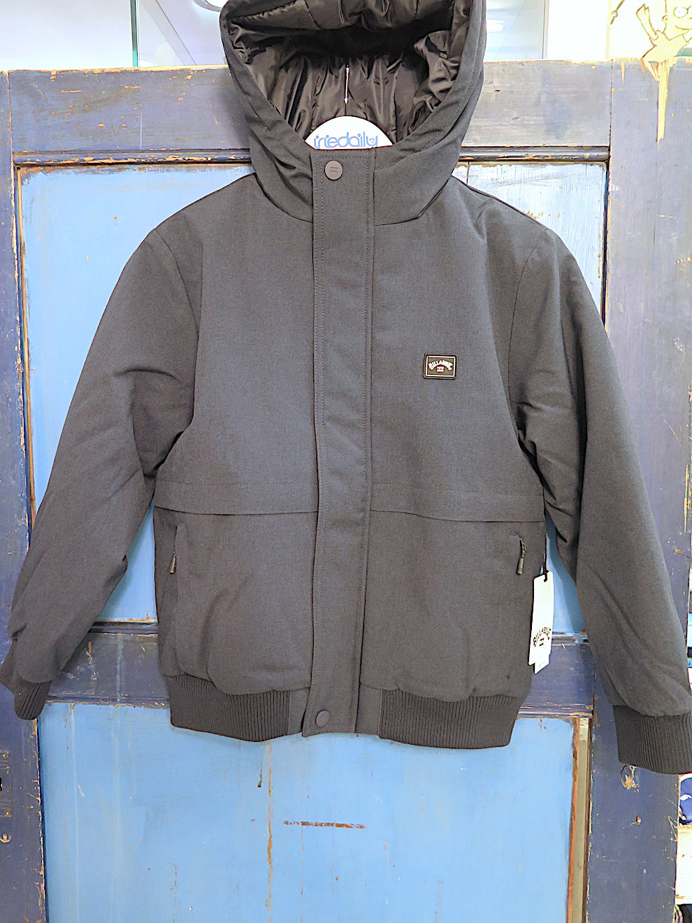 Billabong All Day Jacket- navy