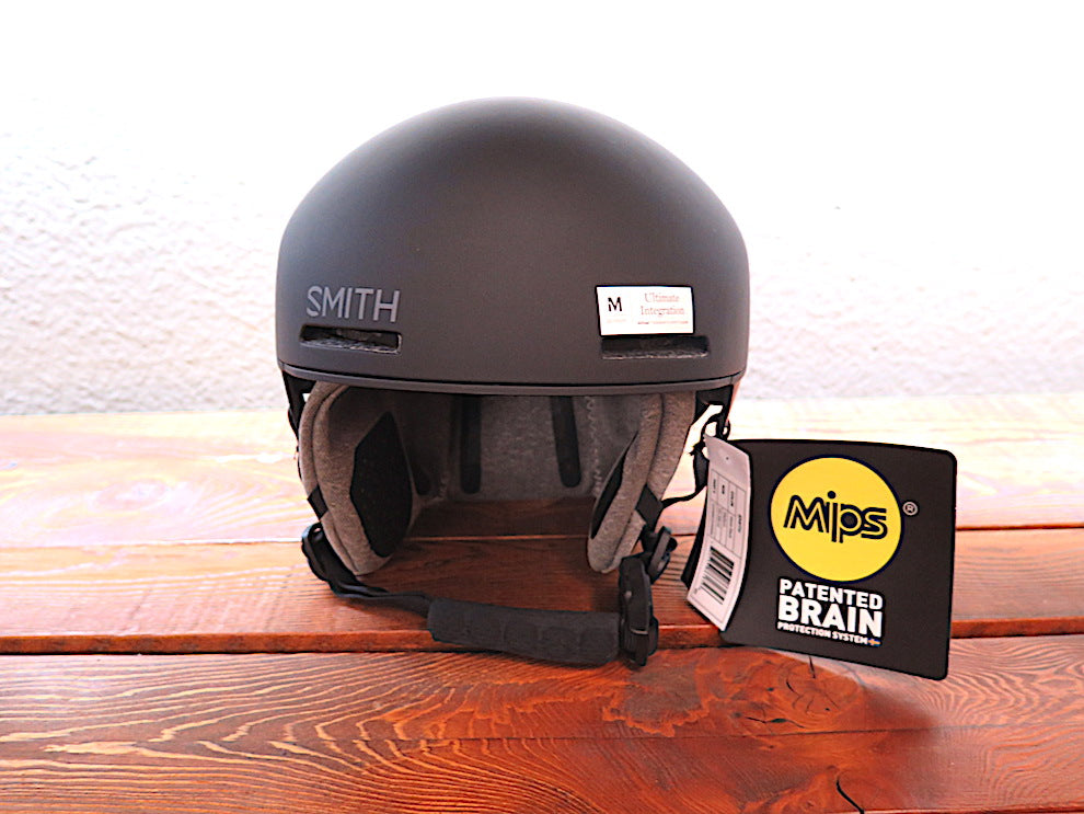 Smith Code Mips- matte black