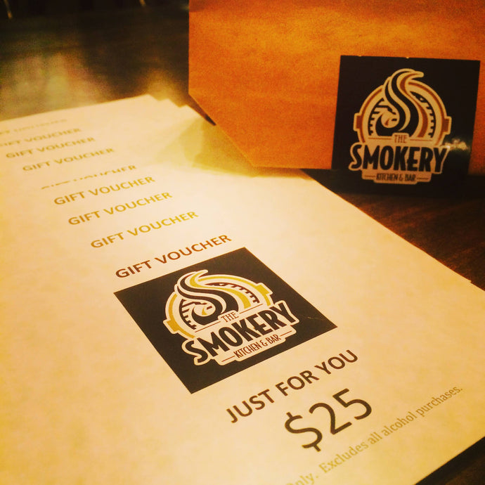 The Smokery Kitchen & Bar Gift Card