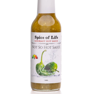 Spice of Life - Not So Hot Sauce