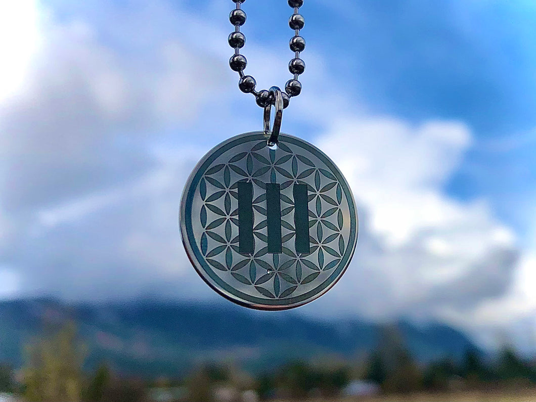 **NEW** 111Hz Alchemy Pendant