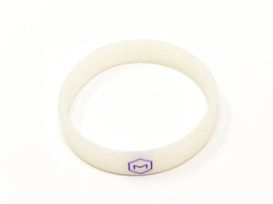 852hz Solfeggio LA Intuition Silicone Band