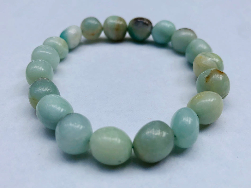 *NEW*  Amazonite Mineral Tumble
