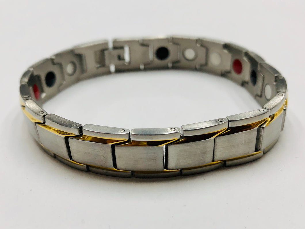 Two-Tone Stainless Steel