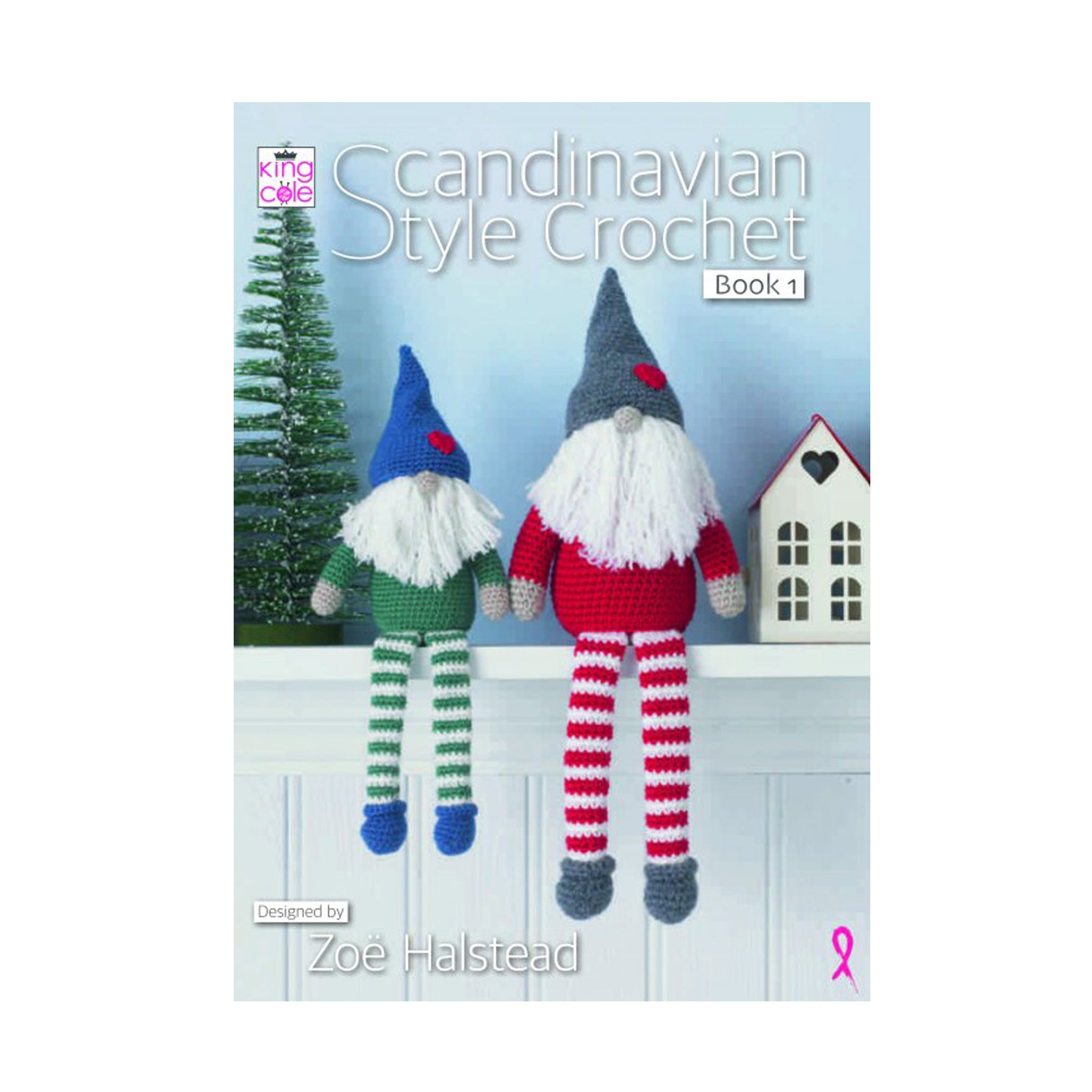 Crochet Pattern: Scandinavian Style Crochet Book 1