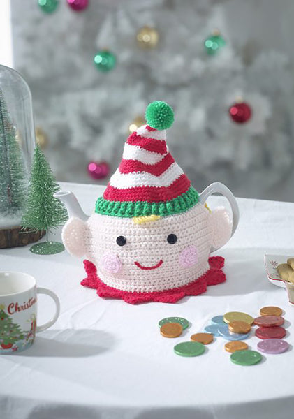 Crochet Pattern: Christmas Crochet Book 4