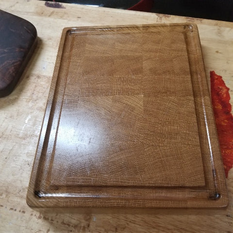 Oak Cutting Board