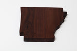 Arkansas State Shaped Board
