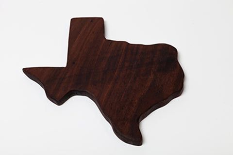 Texas State Wooden Cutting/Serving Board