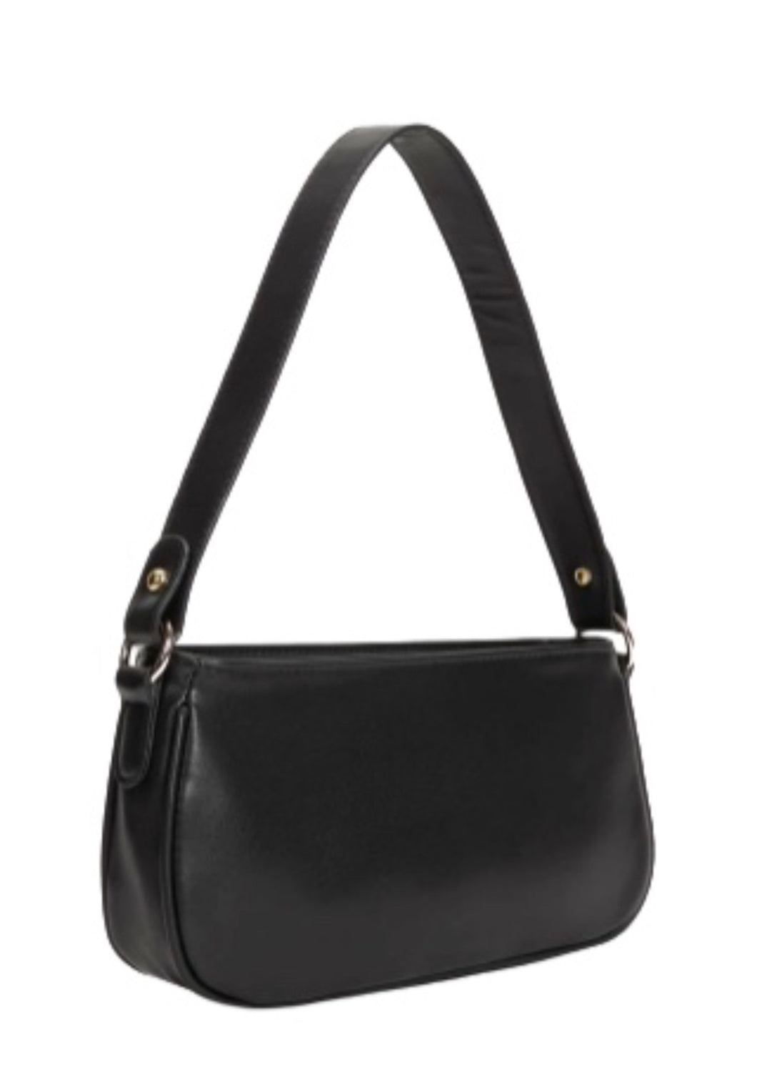 Black Shoulder Purse