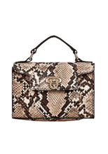Load image into Gallery viewer, Snakeskin bag