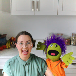 Cooking for Kids with Ollie! January 16th