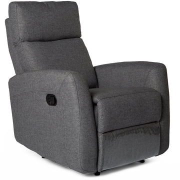 VOLTA | Recliner - Dark Grey Fabric