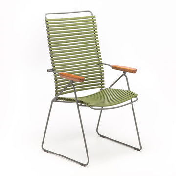 CLICK | Position Chair - Olive Green