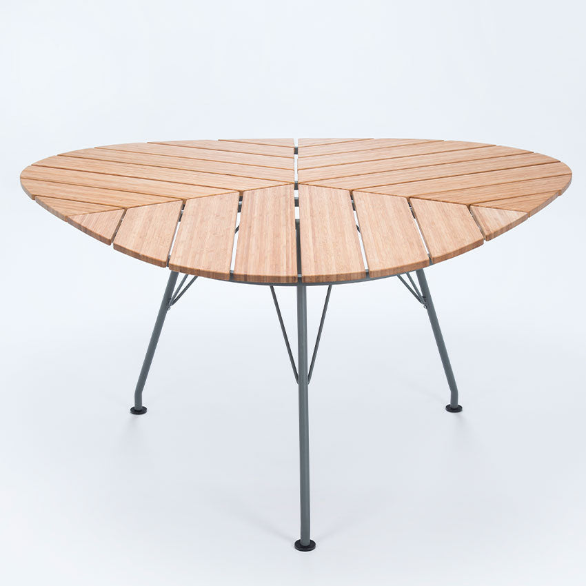 LEAF | Patio Dining Table - Bamboo
