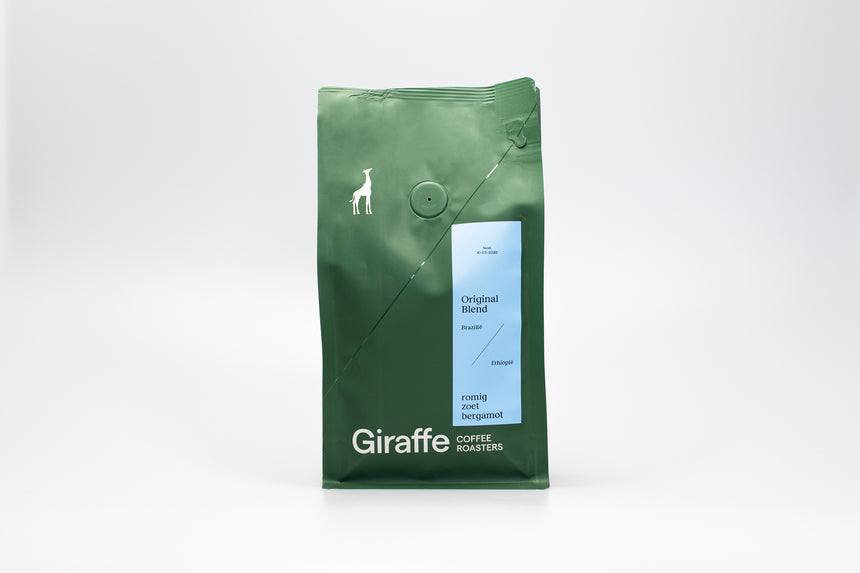 Original Coffee Blend | Giraffe Coffee Roasters