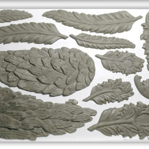 Wings and Feathers 6x10 Decor Moulds™