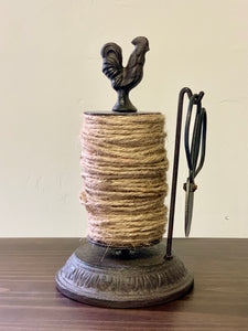 Rooster Twine holder