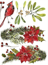 Load image into Gallery viewer, Iron Orchid Designs Decor Transfer-Woodland Christmas