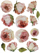 Load image into Gallery viewer, Iron Orchid Designs Transfer-Painterly Florals