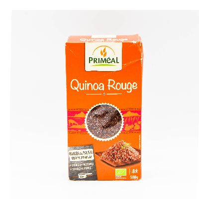 Quinoa Rouge Equitable 500G
