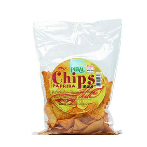 CHIPS MAIS PAPRIKA 125G