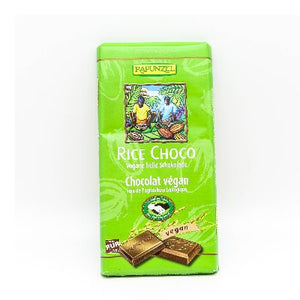 CHOCOLAT VEGAN RICE MILK 100G