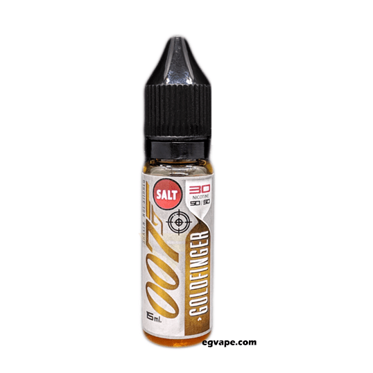Gold Finger SALT E-LIQUID 15ml