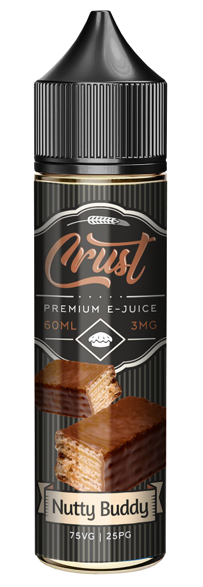 Nutty Buddy 60ml by Crust