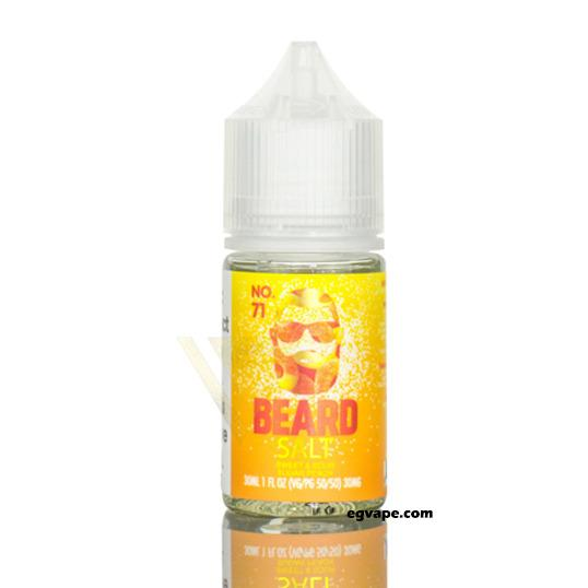 No. 71 SALT E-Liquid 30ml