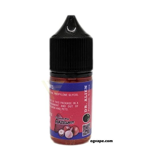 CRUNCH HAZELNUT MTL E-LIQUID 30ml