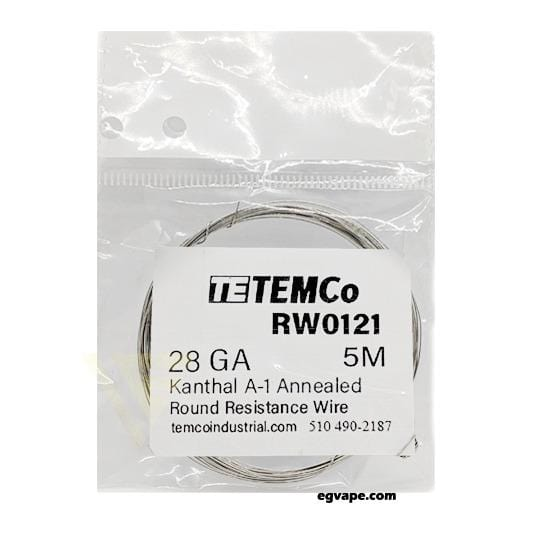 TEMCO KANTHAL WIRE 5M