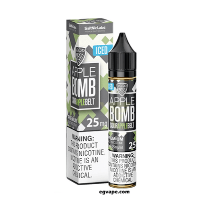 APPLE BOMB SALT 30ml