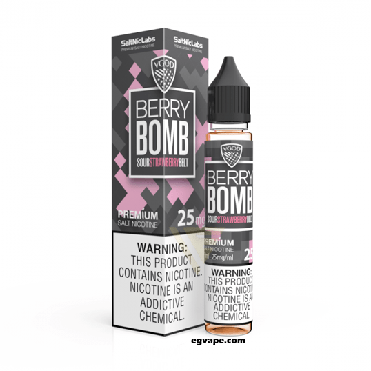 BERRY BOMB SALT 30ml