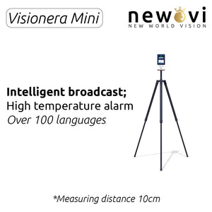 Visionera Mini Thermal Imaging Body Temperature Measurement System