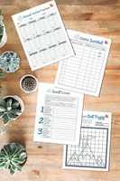 The 2020 Printable Budget Binder (40-Page Printable Workbook)