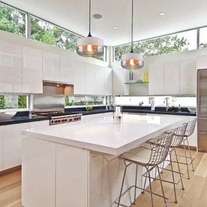LET THERE BE LIGHT - THE LATEST IN  KITCHEN LIGHTING TRENDS