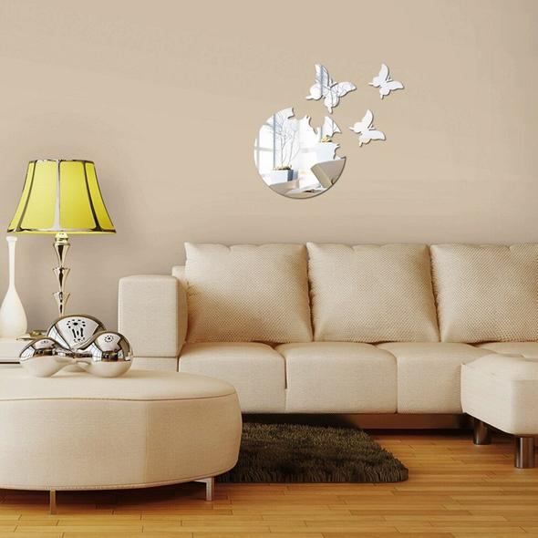 Butterfly Wall Sticker - DECOINTERIORS