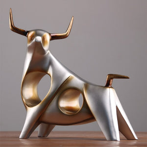 OX Sculpture - DECOINTERIORS