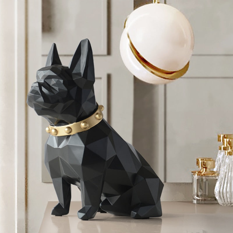 Dog Sculpture - Decointeriors