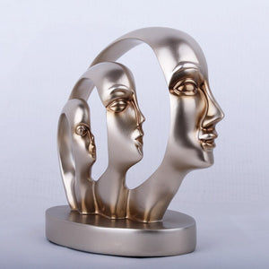 FAMILY Sculpture - DECOINTERIORS