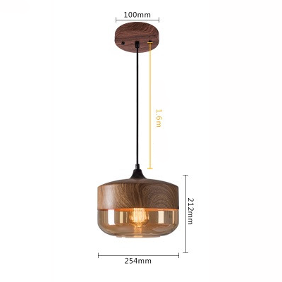 Nordic Wooden Pendant Kitchen Lights, Dinning room Light - Decointeriors
