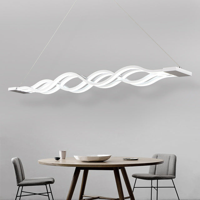 Loop Lighting Pendant Lamp Led Chandelier I DECOINTERIORS