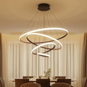 BAHALO Chandelier - DECOINTERIORS