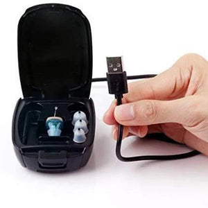 Right Ear - WiderSound® C100 - CIC Rechargeable Hearing Aid