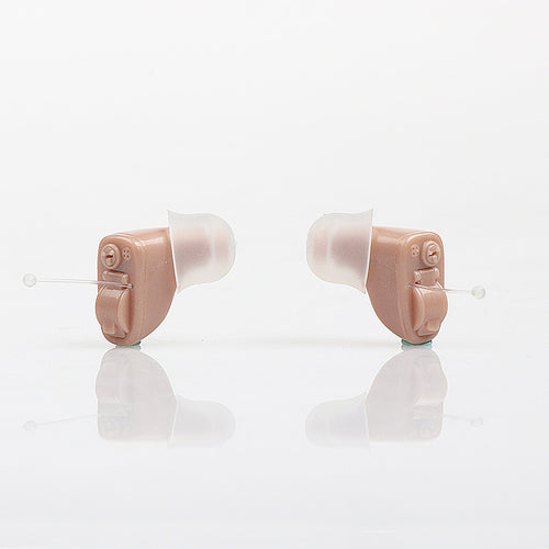 JH-A17 Replaceable Battery Hearing Aid Pair - 2019 Sale