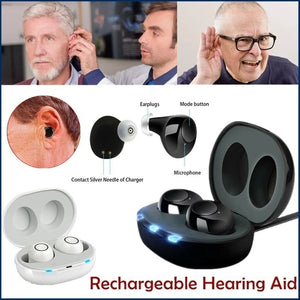 WiderSound® JH-A39 Rechargeable Hearing Aids