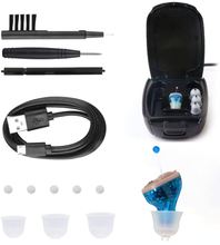 Load image into Gallery viewer, Right Ear - WiderSound® C100 - CIC Rechargeable Hearing Aid