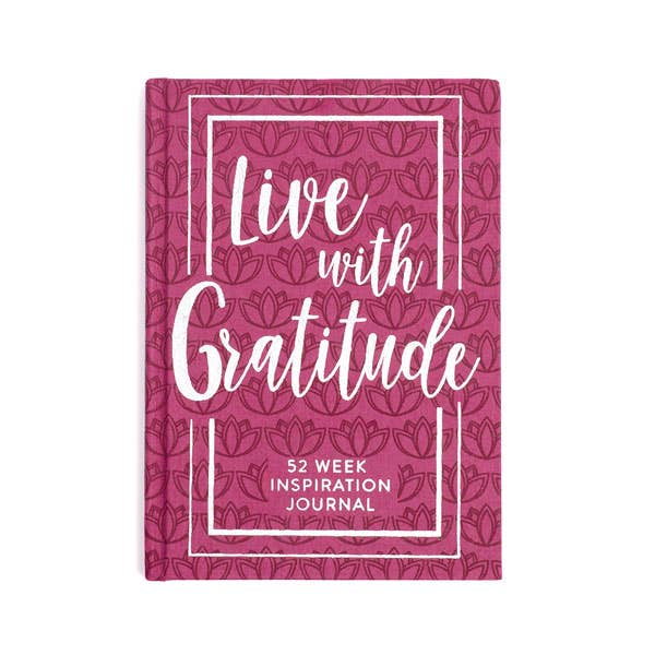 Inspiration Journal - Gratitude