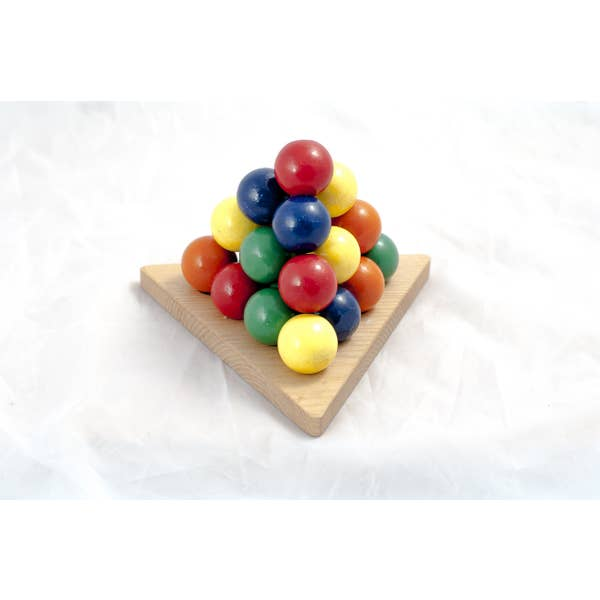 Try Balls~ A Quality Brainteaser
